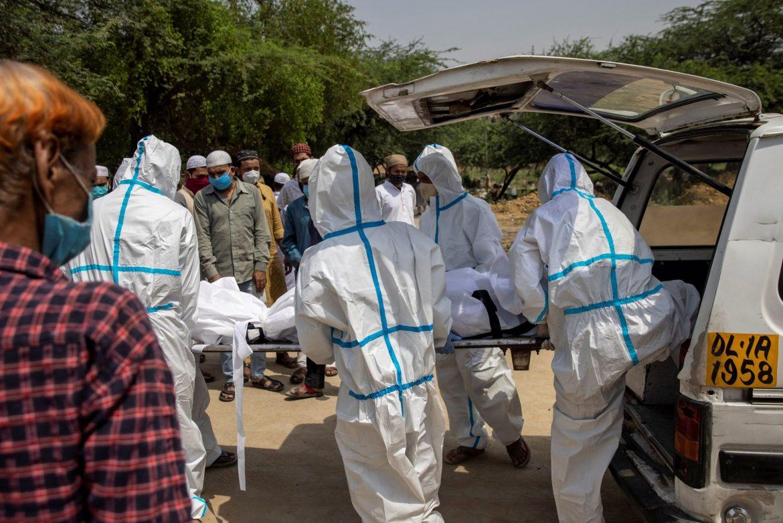 U Indiji skoro 20 miliona ljudi zaraženih kovidom, više od 300.000 u jednom danu