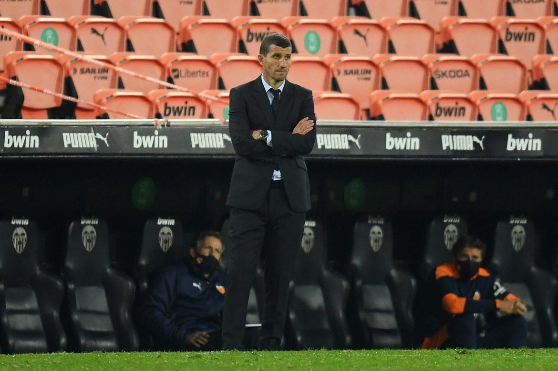 Valensija otpustila trenera Grasiju