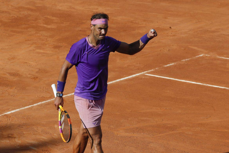 Nadal u polufinalu Rima