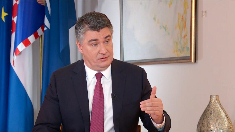 Milanović: Hrvatska podržava suverenitet Kosova i liberalizaciju viza