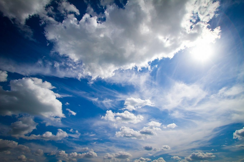 Promenljivo oblačno vreme s kišom i pljuskovima, temperatura do 23 stepena