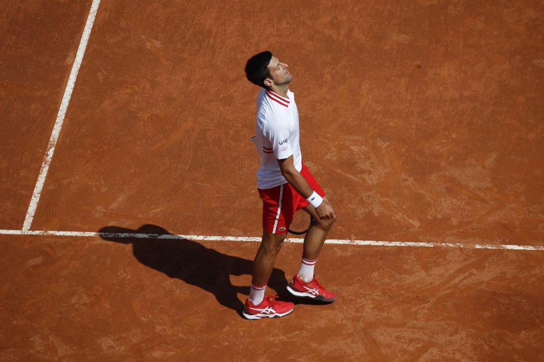 Novak je u polufinalu Rima