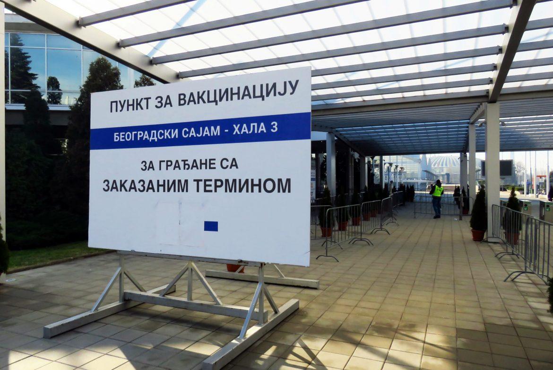 U Srbiji upotrebljeno više od 3,5 miliona doza vakcina, revakcinisano 1,53 miliona gradjana