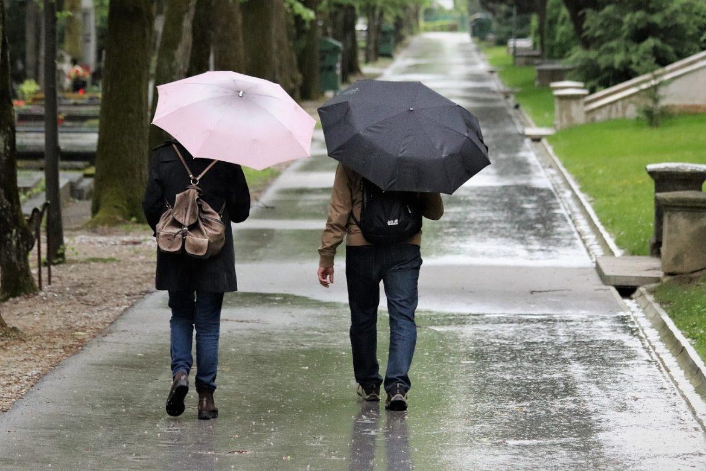 Danas pad temperature i kiša