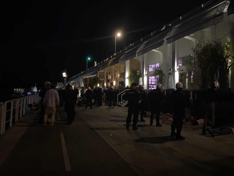 Podnet optužni predlog protiv deset osoba zbog nereda u Beton hali