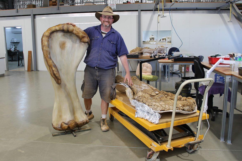 Dinosaurus pronađen u Australiji je primerak nove vrste i jedan od najvećih