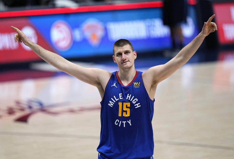 Nikola Jokić MVP NBA lige