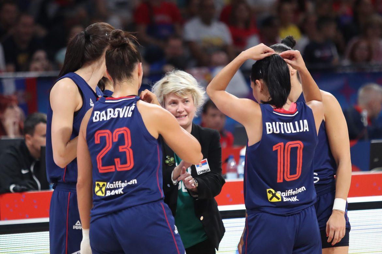 Košarkašice Srbije savladale Grčku