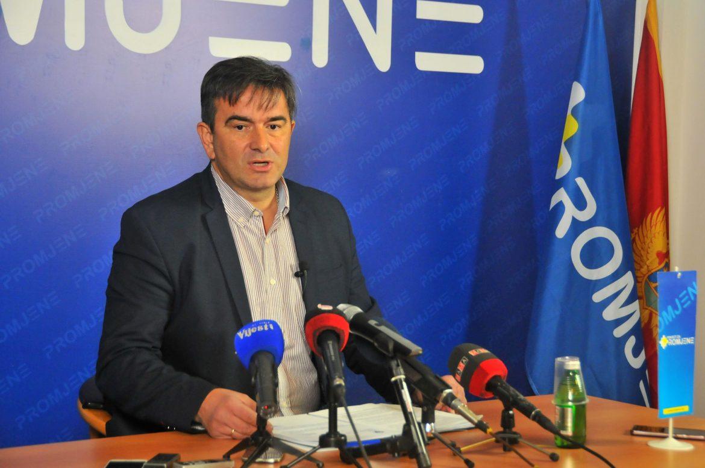 Medojević podneo ostavku na poslaničku funkciju u parlamentu Crne Gore