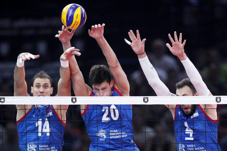Pobeda odbojkaške reprezentacije Srbije