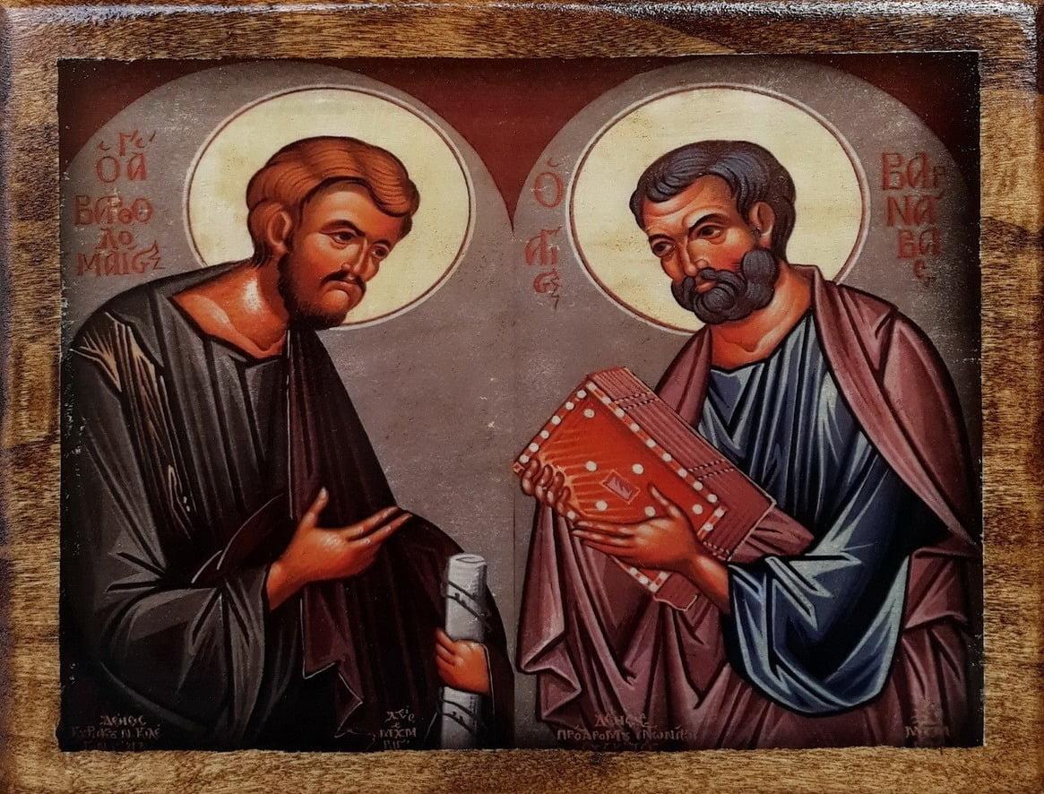 Danas se obeležava praznik Sveti Vartolomej i Varnava.