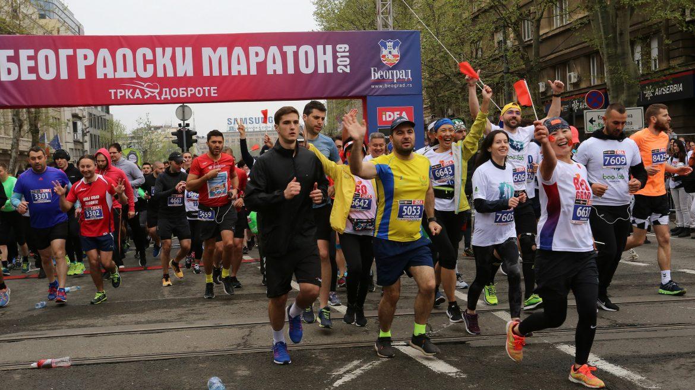 Buvljak neće raditi u nedelju zbog održavanja Beogradskog maratona