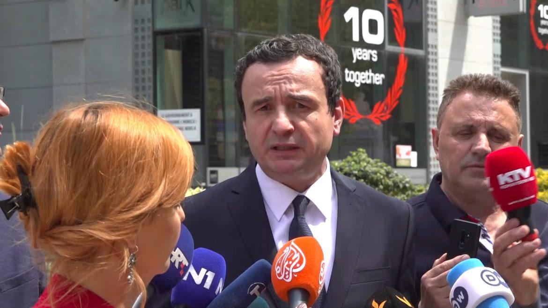 Kurti: Nadam se da će Vučić ozbiljno da razmisli o mojim predlozima