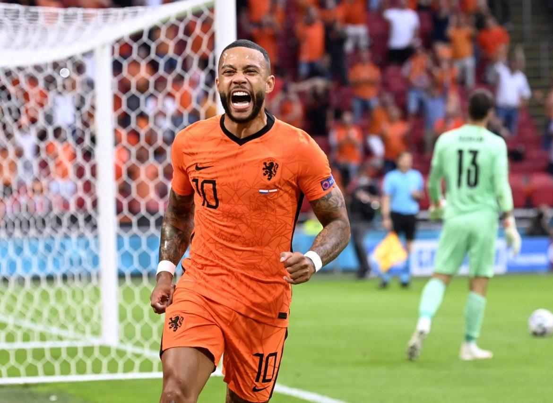 Fudbalska reprezentacija Holandije u osmini finala Evropskog prvenstva