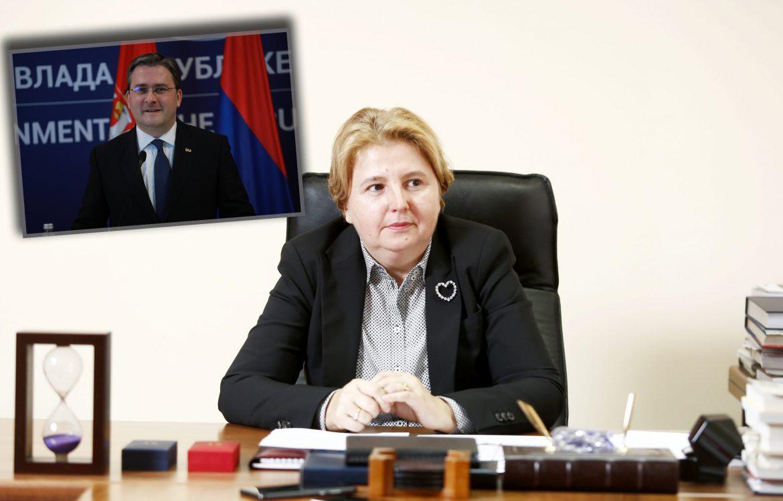 Zagorka Dolovac predstavila Program rada kao kandidat za novi mandat