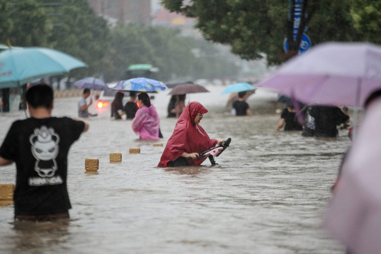 Kina: Velike poplave, stradalo 12 osoba