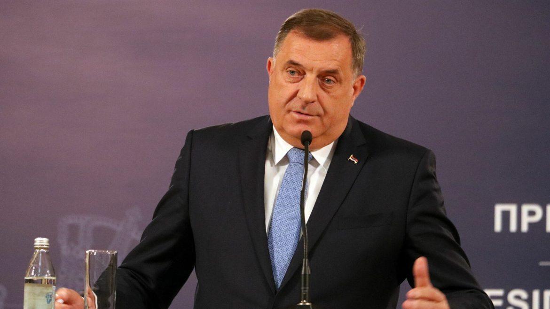 Dodik: Incko zakucao poslednji ekser u mrtvački sanduk BiH