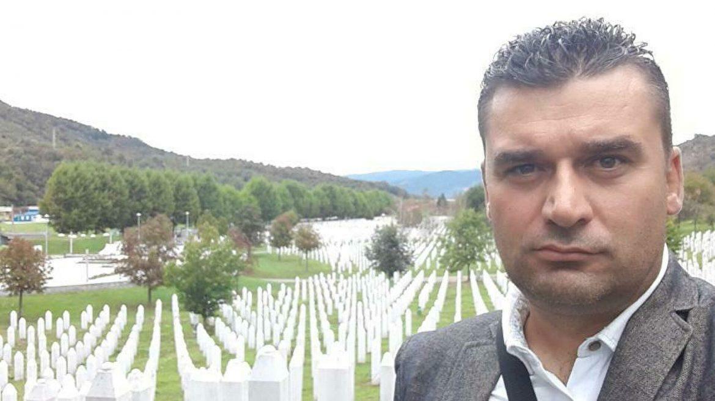 Prijavljen novinar RTRS Branimir Đuričić zbog negiranja genocida
