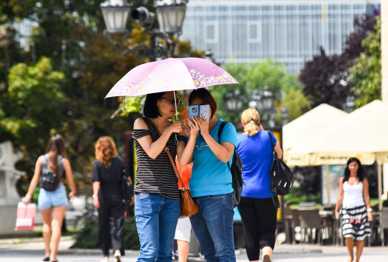 Još jedan tropski dan u Srbiji, temperatura do 39 stepeni
