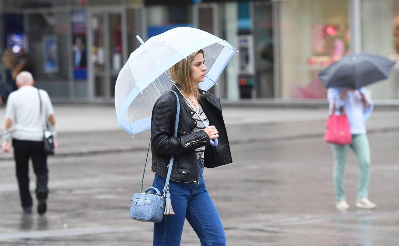 U Srbiji danas sa pljuskovima i grmljavinom, temperatura do 32 stepena