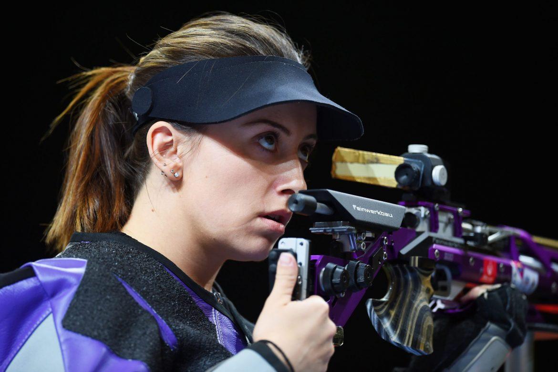 Andrea Arsović u finalu Olimpijskih igara
