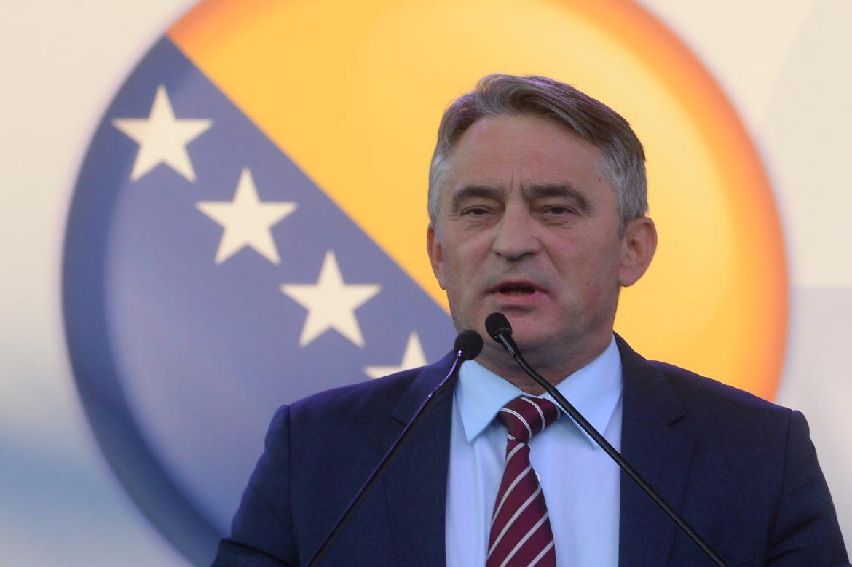 Željko Komšić novi predsedavajući Predsedništva BiH