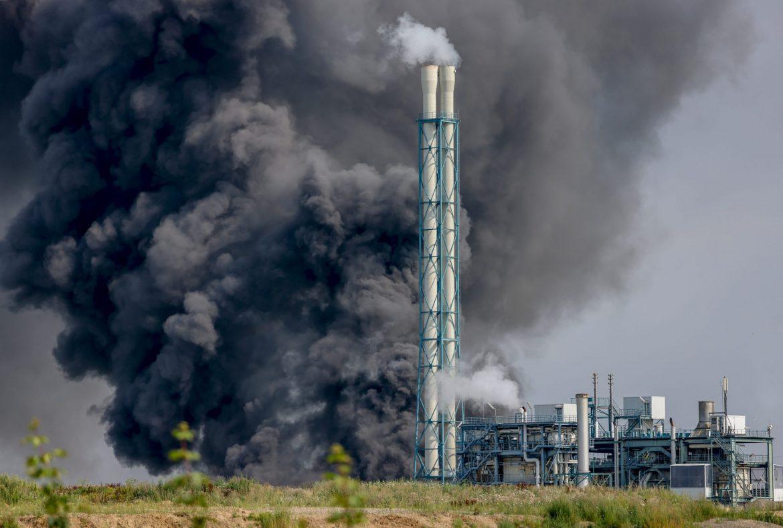 Snažna eksplozija u Leverkuzenu, gori hemijska fabrika