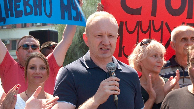 Đilas: Poziv građanima na mirni protest ukoliko ne bude poboljšanja izbornih uslova