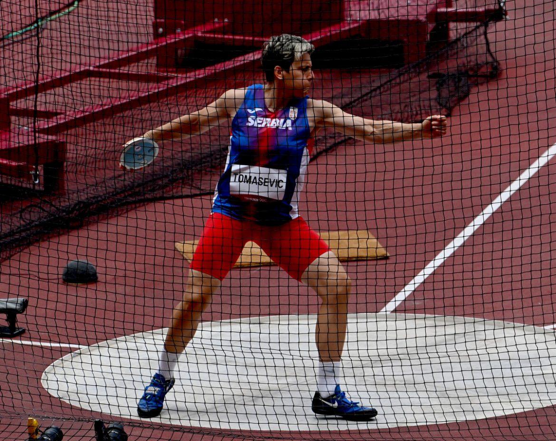 Perković se plasirala u finale, Dragana Tomašević završila takmičenje
