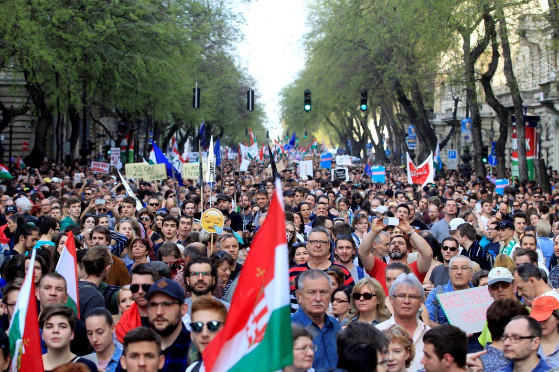 U Mađarskoj protesti zbog prisluškivanja