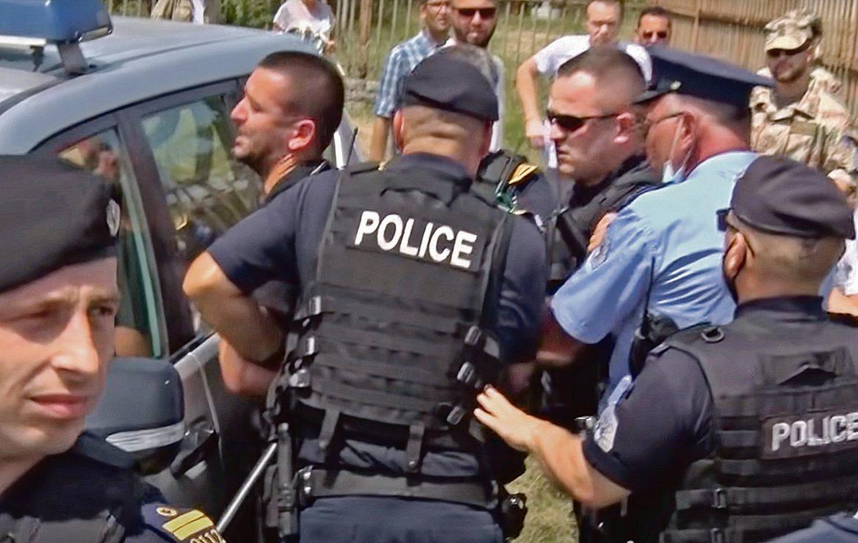 Risto Jovanović osuđen na šest meseci zatvora ili novčanu kaznu od 6700 evra