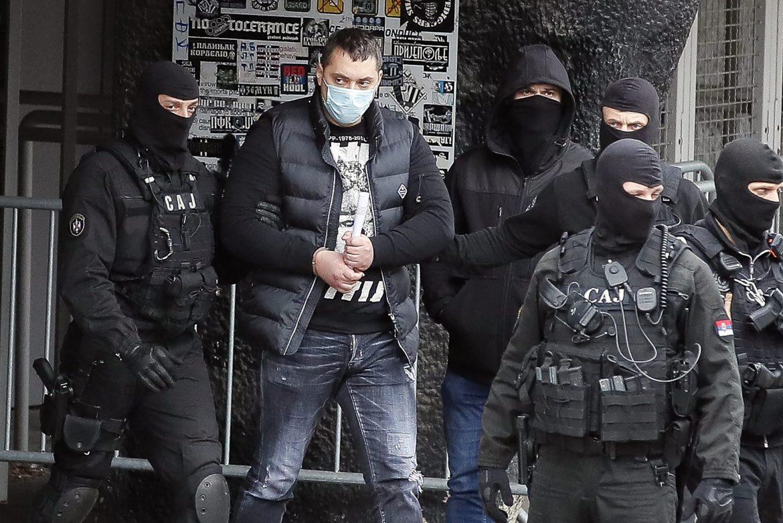 Podignuta optužnica protiv Belivukove grupe