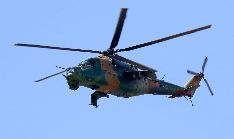 Helikopteri Srbije pomažu u gašenju požara u Severnoj Makedoniji
