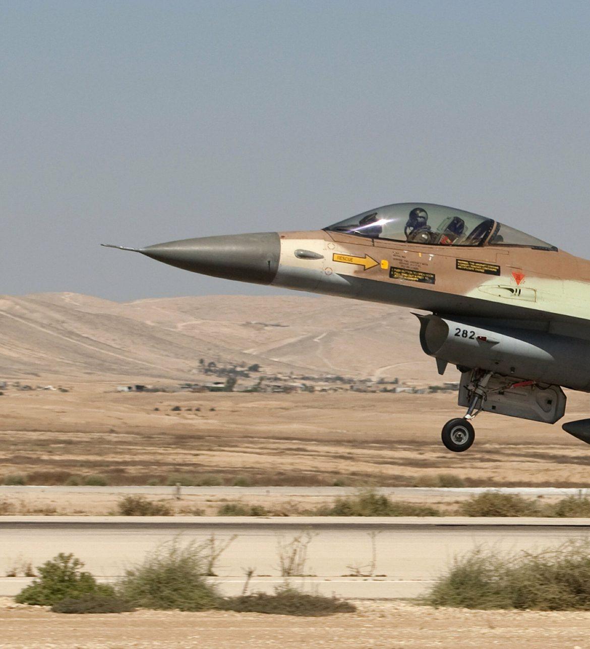 Izrael avionima gađao ciljeve u Libanu