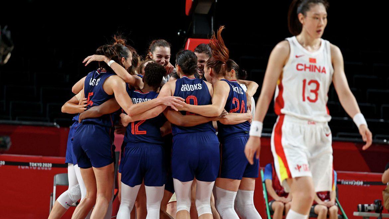 Srpske košarkašice u polufinalu Olimpijskih igara