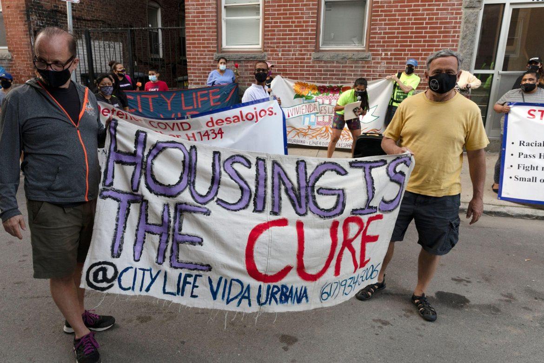 SAD: Produžen moratorijum na prinudna iseljavanja do 3. oktobra
