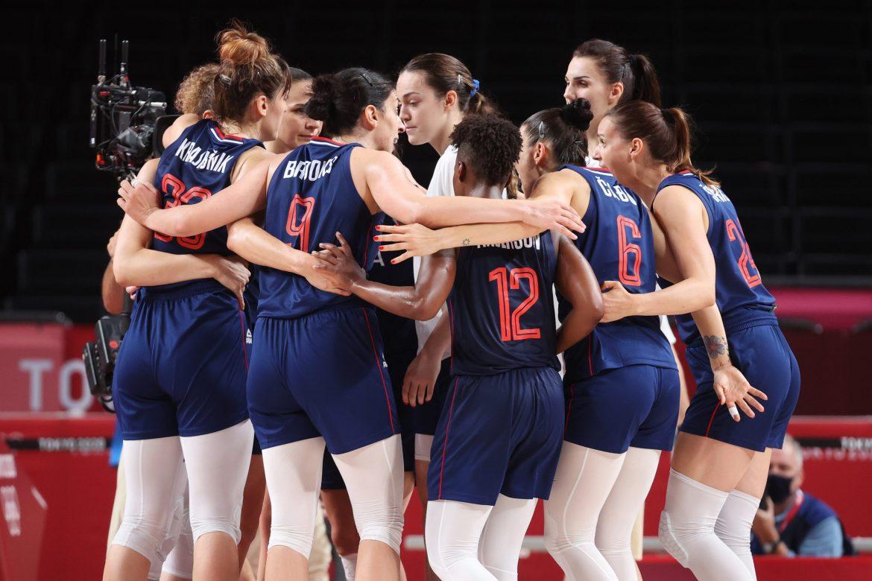 Košarkašice Srbije u četvrtfinalu