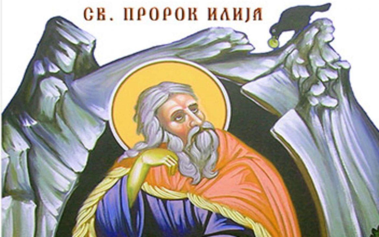 Danas je Sveti Ilija-u narodu poznat kao Gromovnik