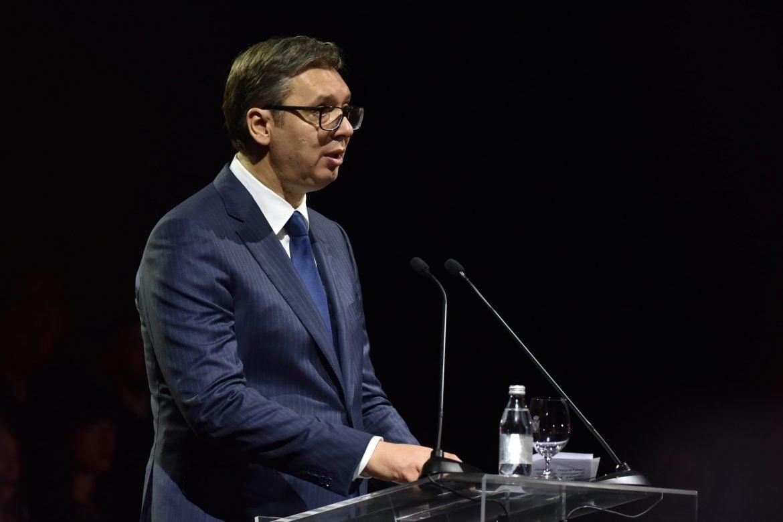Vučić: Neću da se izvinjavam onima koji su ubili desetine i stotine hiljada Srba