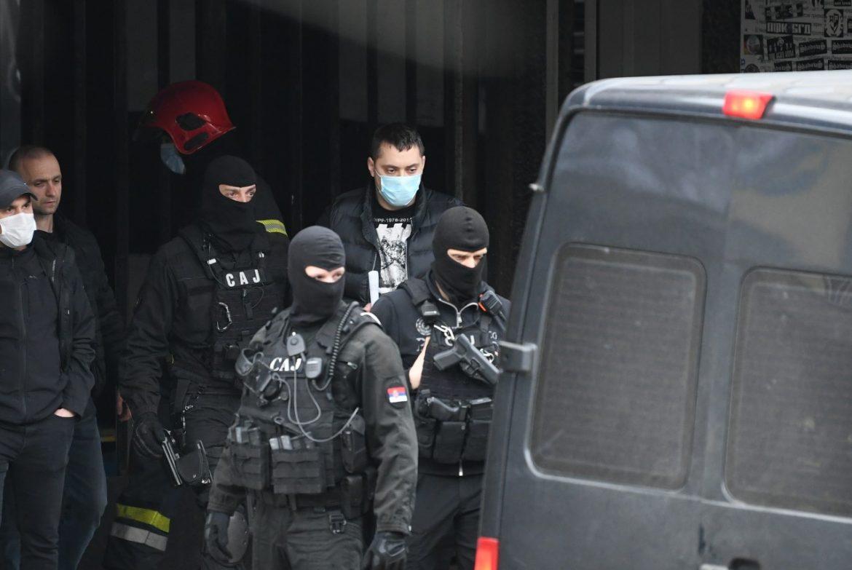 Belivuku i Miljkoviću produžen pritvor