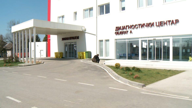 Porast broja hospitalizovanih u kovid bolnici u Batajnici