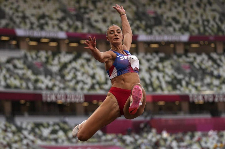 Ivana Španović se plasirala u finale