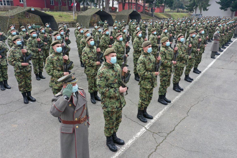 Ministarstvo odbrane poziva mlade da dobrovoljno odsluže vojni rok