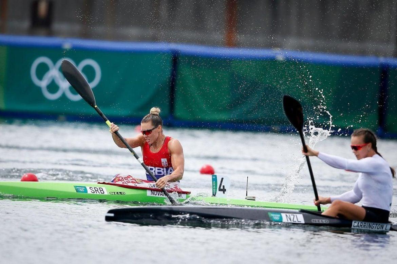 Milica Novaković bez direktnog plasmana u polufinale