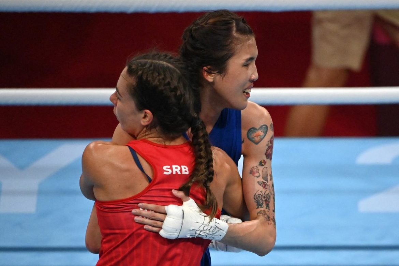Srpska bokserka Nina Stojanović nije uspela da se plasira u polufinale