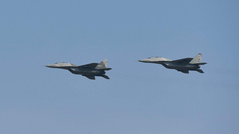 Avioni Vojske Srbije ponovo iznad Jarinja