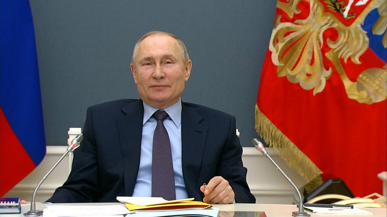 Putin u samoizolaciji