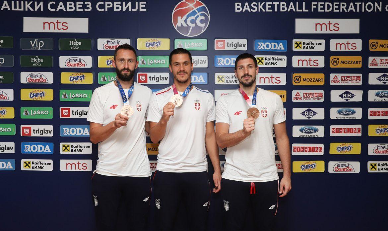 Basketaši Srbije šampioni Evrope