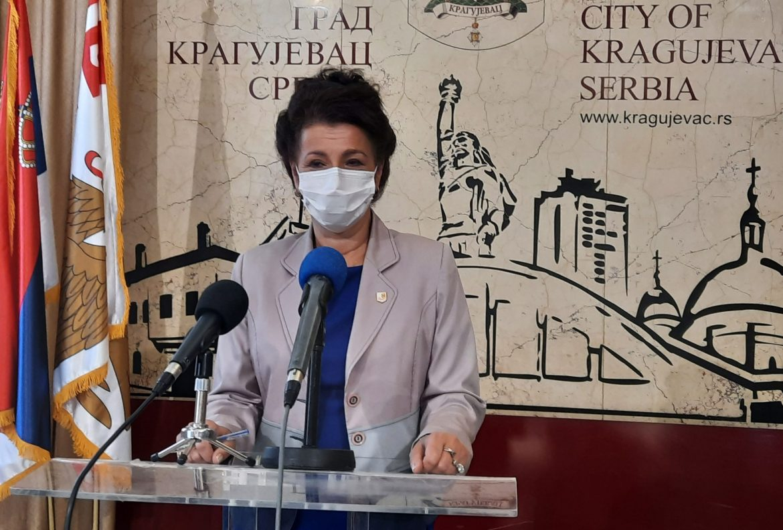 Kragujevac: Od ponedeljka nove kovid mere