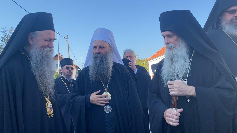 U manastiru Jasenovac obeleženi Sveti novomučenici jasenovački